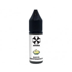 Aromat Aroma 15ml - Budyń Śmietankowy - 1 -  - 9,00zł