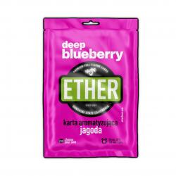 Karta / wkładka aromatyzująca Ether - Blueberry - 1 -  - 1,39zł