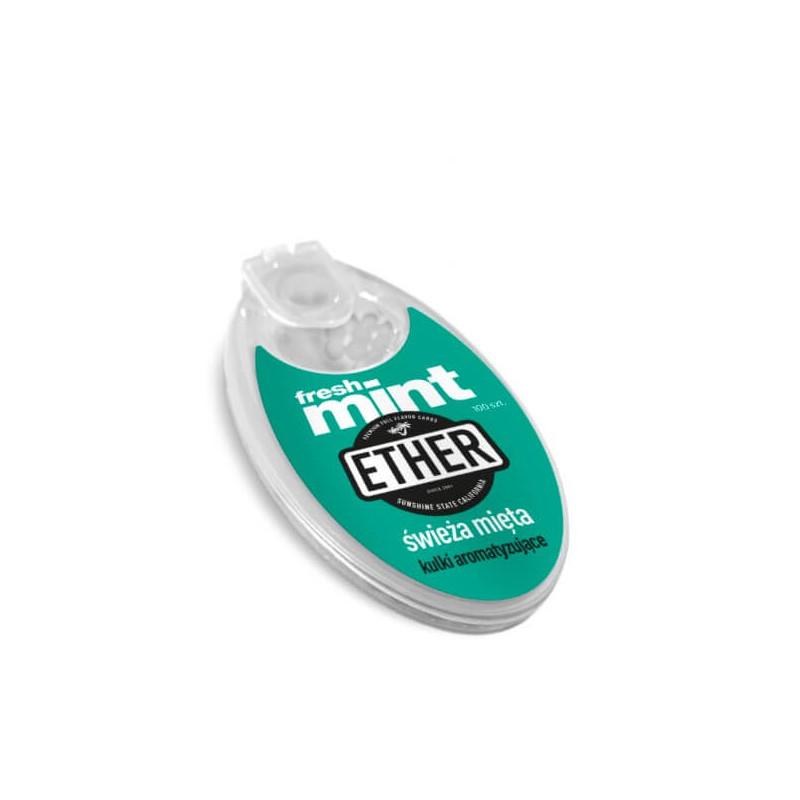 Kulki aromatyzujące Ether 100 szt - Mięta - 1 -  - 12,00zł